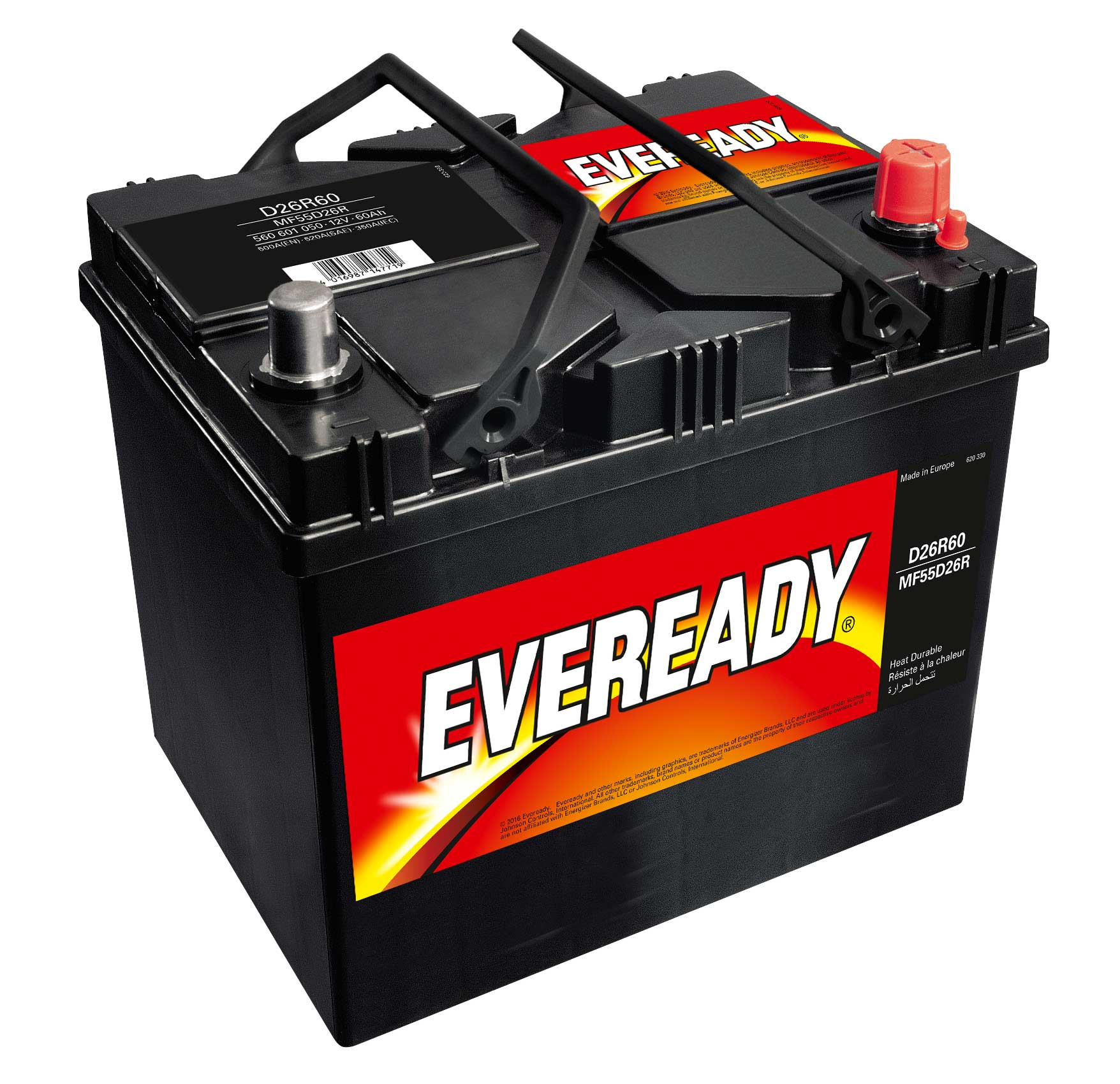 Heat And Car Batteries