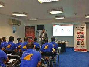 Training Workshop for Fasttrack Team 1