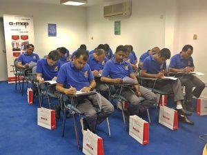 Training Workshop for Fasttrack Team 2